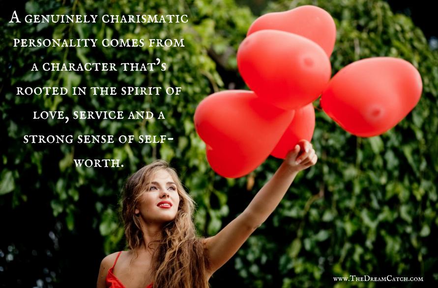 charisma quote